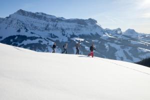Marbachegg–Kreuzegg Trail - © © Maurin Bisig