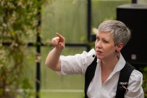 Binn Kultur präsentiert Erzählungen mit Sibylle Baumann