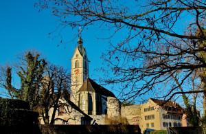 Katholische Stadtkirche St. Johann, Laufenburg - © HBIERI