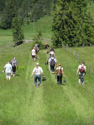 Erlebnis Moor - © UNESCO Biosphäre Entlebuch