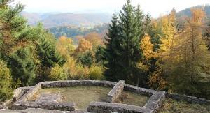 3-Burgen-Wanderung