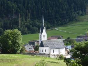 Kirche Valendas