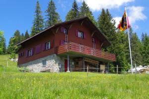 Berghaus Grön