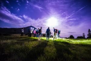 Exkursion Biosphären-Wander-Nacht - © Martin Dominik Zemp [mdz]
