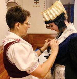 Dorfführung spezial: Erner und Walliser Trachten