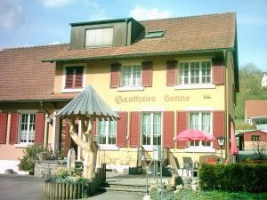 Ittenthal: Gasthaus Sonne