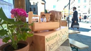 Nationaler Pärke-Markt - © Tourismus & Naturpark Diemtigtal