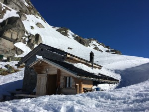 Mittlen Mountain Hut