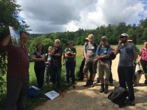 Austausch- und Weiterbildungsanlass Natur und Landschaft