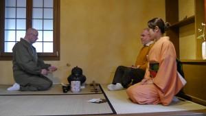 Ceremonie du thé - © Casa del tè
