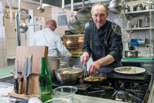 Kochwochenende-ausgebucht! - © © 2014 maurice k. grueniog