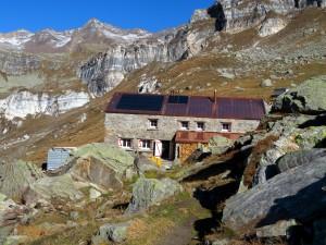 St.Martin in der Binntalhütte - © Picasa