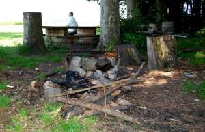 Feuerstelle Weidli