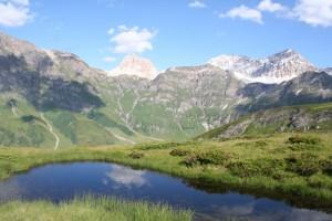 Walserweg Graubünden Etappe 3 - © David Coulin