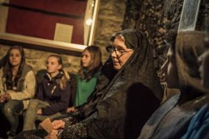 Dorfführung spezial: Hexenverfolgung - © Christian Pfammatter, Visp/Schweiz
