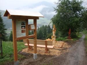 Bergüner Holzweg - © holzweg Bergün