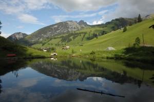 Le lac Blauseeli - ©