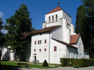 Bonmont Abtei