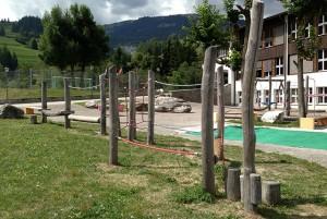 Spielplatz Sala Grava Savognin