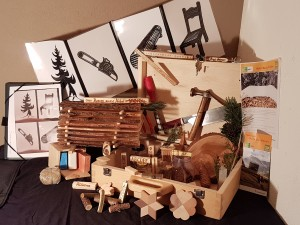 Vom Baum zum Möbel - Erlebnisangebot
