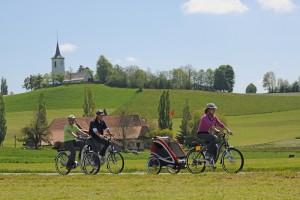 Gantrisch & Schwarzsee Radtour