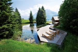 Hydrothérapie aux bains Kneipp