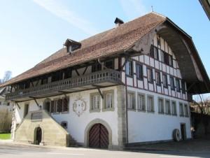 Bachmühle Niedermuhlern