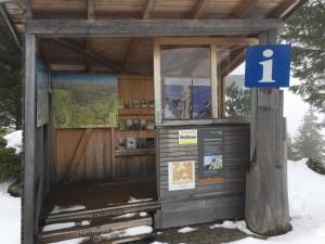 Infopavillon Gurnigel - © ck