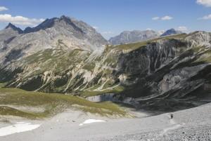Ufermoränen Val dal Botsch - © SNP/Hans Lozza