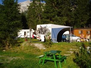 Camping St. Cassian, Lantsch