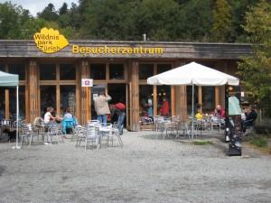 Sihlwald–Langenberg, Uferweg - © Wildnispark Zürich