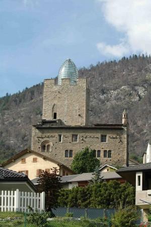 Schloss Leuk - © Leuk Tourismus