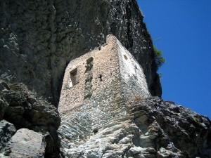 Burgruine Marmels in Marmorera - © Savognin Tourismus