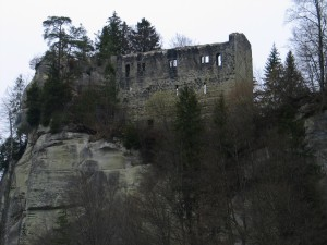 Sagenwanderung Ruine Grasburg