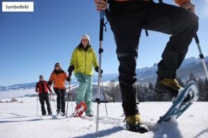 Winterwanderung Riffenmatt LZG - © LZG