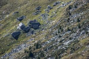 Capanna Ribia - © © Glauco Cugini - Progetto Parco Nazionale del Locarnese