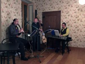 Binn Kultur mit Jazz Serenaders - © O