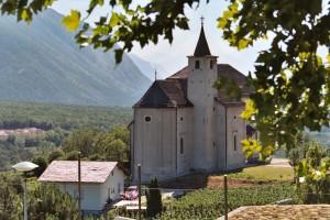 La chapelle du Ringacker - © Leuk Tourismus