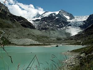 Unterwegs zum Gletscher - © Naturpark Pfyn-Finges