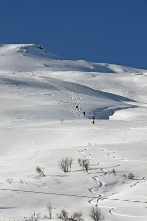 Schnee- und Lawinenkurs II - © David Coulin