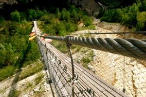Walking-tour Illgraben - © Naturpark Pfyn-Finges