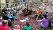 Holzweg-Kids: Wald und Wiese - © Jeker für Holzweg Thal