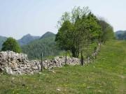 Trockenmauer Probstenberg - © Naturpark Thal