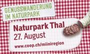 Genusswanderung Thal - © Naturpark Thal