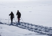 Schneeschuhverleih - © Rainer Sturm, pixelio.de