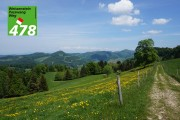 Weissenstein – Passwang Weg - © Naturpark Thal