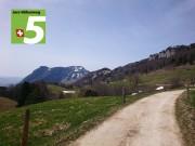Jura-Höhenweg (Etappe 5) - © Naturpark Thal