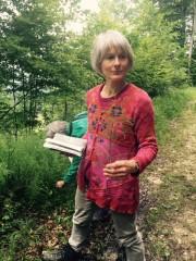 Kräuterexkursion Heilpflanzen - © Monika Kämpf Schwaller