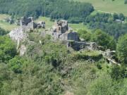 Ruine Alt-Bechburg - © C. Dutoit