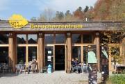 Besucherzentrum in Sihlwald - © Wildnispark Zürich